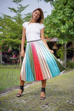 RITA Rainbow falda